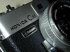 Konica C35-Flashmatic